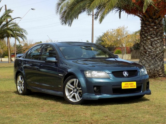 Used Holden Commodore SS, Enfield, 2010 Holden Commodore SS Sedan