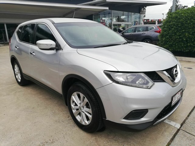 Discounted Used Nissan X-Trail ST X-tronic 4WD, Yamanto, 2014 Nissan X-Trail ST X-tronic 4WD Wagon