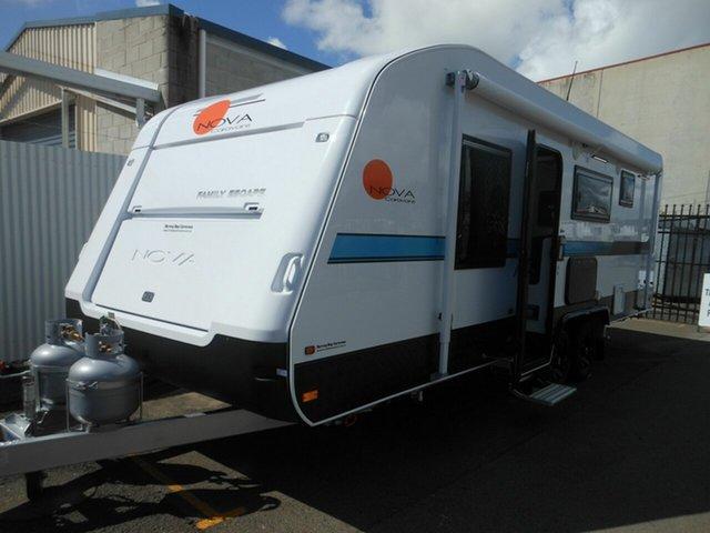 Discounted Used Nova Family Escape, Pialba, 2019 Nova Family Escape Caravan