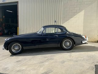 1960 Jaguar XK 150S Fixed Head Coupe.