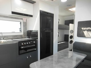 2019 Nova Family Escape Caravan.