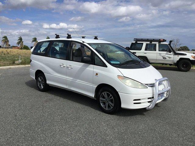 Used Toyota Tarago GLi, Wangara, 2000 Toyota Tarago GLi Wagon