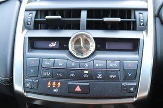 2017 Lexus NX NX300h E-CVT 2WD Luxury Wagon.