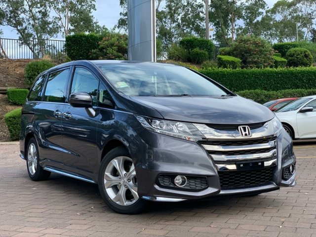 New Honda Odyssey VTi, Warwick Farm, 2020 Honda Odyssey VTi Wagon