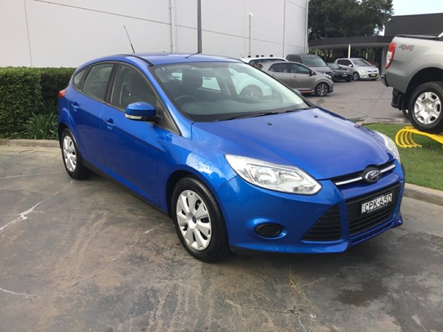 Used Ford Focus Ambiente PwrShift, Narellan, 2013 Ford Focus Ambiente PwrShift Hatchback