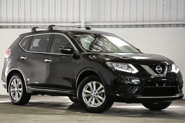 Used Nissan X-Trail ST X-tronic 2WD, Laverton North, 2014 Nissan X-Trail ST X-tronic 2WD Wagon