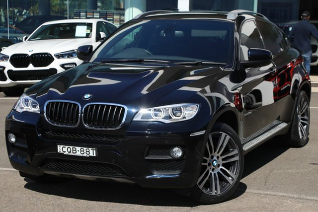 Used BMW X6 xDrive30d, Brookvale, 2013 BMW X6 xDrive30d Coupe