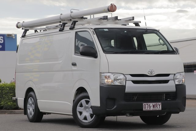 Used Toyota HiAce LWB, Toowong, 2016 Toyota HiAce LWB Van