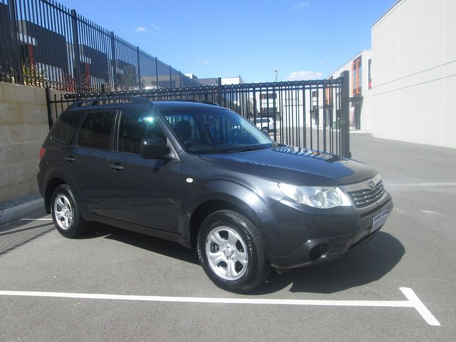 Used Subaru Forester X, O'Connor, 2009 Subaru Forester X Wagon