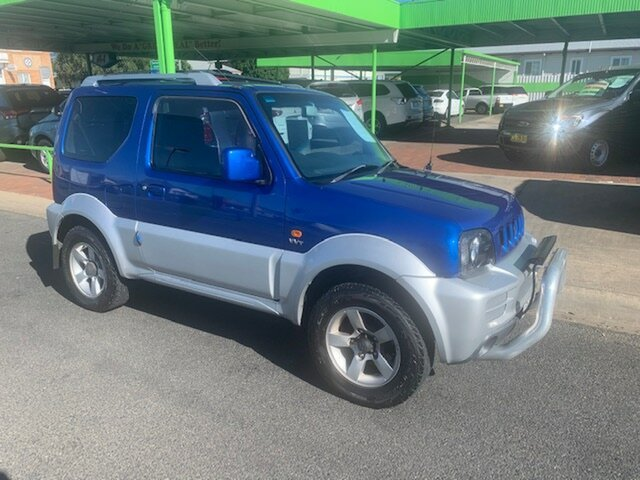 Used Suzuki Jimny Limited Edition, Casino, 2007 Suzuki Jimny Limited Edition Hardtop