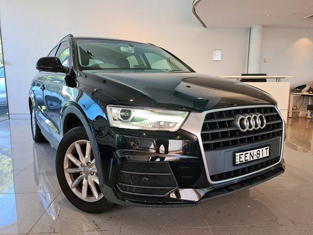 Used Audi Q3 TFSI S Tronic, Artarmon, 2016 Audi Q3 TFSI S Tronic Wagon