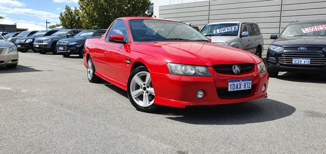 Used Holden Commodore SS, Victoria Park, 2006 Holden Commodore SS Utility