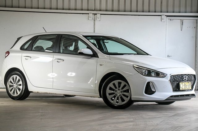 Used Hyundai i30 Go, Laverton North, 2018 Hyundai i30 Go Hatchback