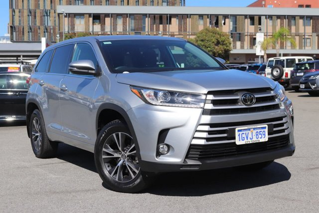Used Toyota Kluger GX 2WD, Northbridge, 2019 Toyota Kluger GX 2WD Wagon