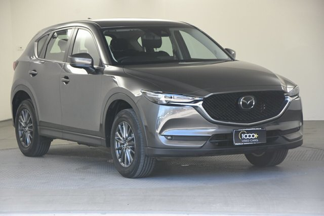 Used Mazda CX-5 Maxx SKYACTIV-Drive i-ACTIV AWD Sport, Narellan, 2018 Mazda CX-5 Maxx SKYACTIV-Drive i-ACTIV AWD Sport Wagon