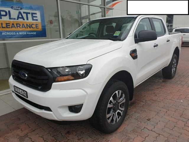 Discounted Used Ford Ranger XL Pick-up Double Cab 4x2 Hi-Rider, Narellan, 2019 Ford Ranger XL Pick-up Double Cab 4x2 Hi-Rider Utility