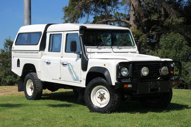 Used Land Rover Defender TDI, Officer, 1996 Land Rover Defender TDI Utility