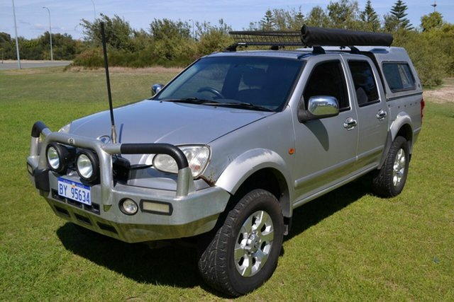 Used Great Wall V240 (4x4), Rockingham, 2010 Great Wall V240 (4x4) Dual Cab Utility