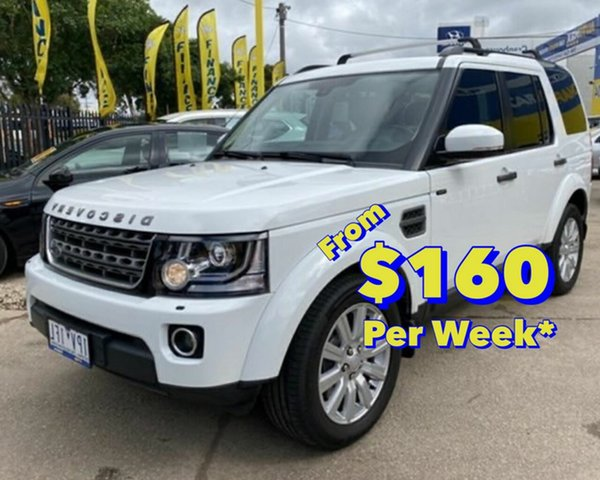 Used Land Rover Discovery TDV6, Cranbourne, 2016 Land Rover Discovery TDV6 Wagon