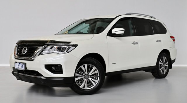 Used Nissan Pathfinder ST X-tronic 2WD, Thomastown, 2017 Nissan Pathfinder ST X-tronic 2WD Wagon