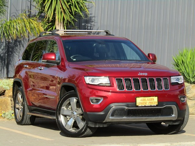 Used Jeep Grand Cherokee Limited, Enfield, 2015 Jeep Grand Cherokee Limited Wagon