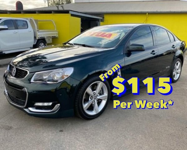 Used Holden Commodore SS, Cranbourne, 2016 Holden Commodore SS Sedan