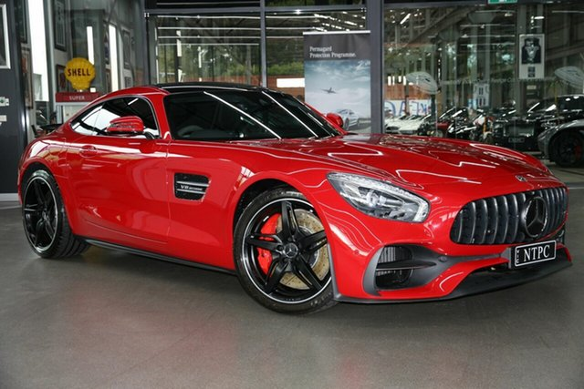 Used Mercedes-Benz AMG GT S SPEEDSHIFT DCT, North Melbourne, 2018 Mercedes-Benz AMG GT S SPEEDSHIFT DCT Coupe