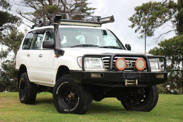 Used Toyota Landcruiser Standard, Officer, 2005 Toyota Landcruiser Standard Wagon