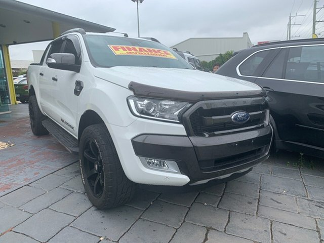 Used Ford Ranger Wildtrak Double Cab, Cranbourne, 2016 Ford Ranger Wildtrak Double Cab Utility