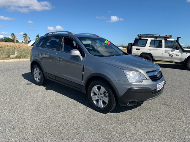 Used Holden Captiva 5 (FWD), Wangara, 2010 Holden Captiva 5 (FWD) Wagon