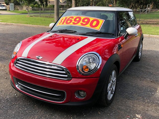 Used Mini Hatch Cooper, Cranbourne, 2011 Mini Hatch Cooper Hatchback
