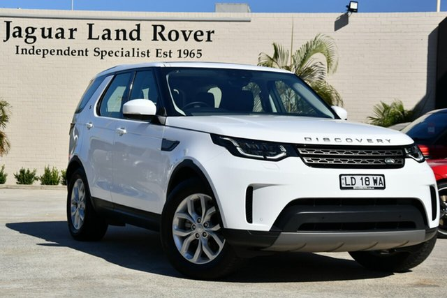 Used Land Rover Discovery SD4 SE, Welshpool, 2019 Land Rover Discovery SD4 SE Wagon