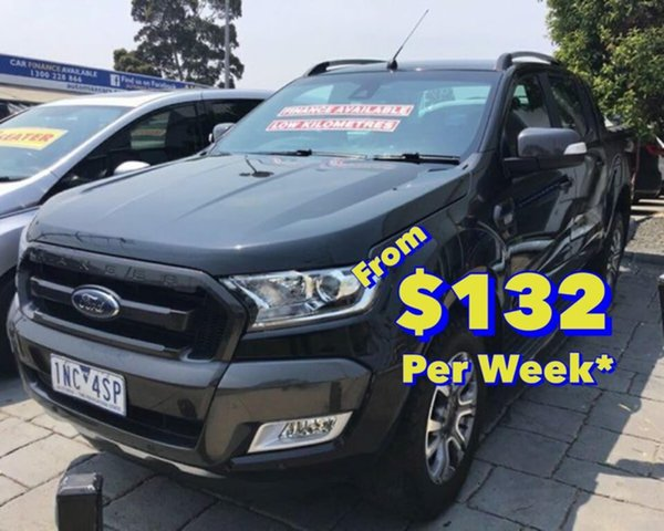 Used Ford Ranger Wildtrak Double Cab, Cranbourne, 2015 Ford Ranger Wildtrak Double Cab Utility