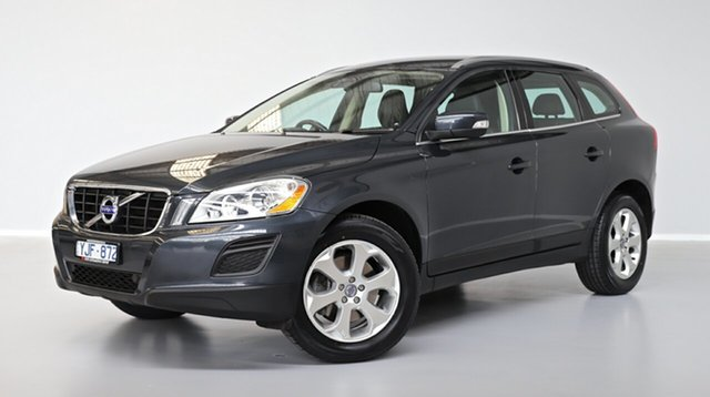 Used Volvo XC60 D5 Geartronic AWD, Thomastown, 2011 Volvo XC60 D5 Geartronic AWD Wagon