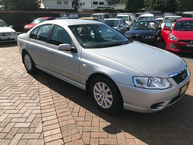 Discounted Used Ford Fairmont, Warwick Farm, 2007 Ford Fairmont