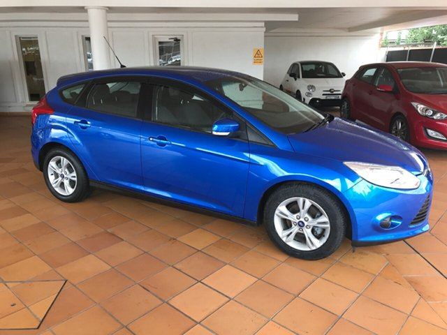 Discounted Used Ford Focus Trend PwrShift, Warwick Farm, 2014 Ford Focus Trend PwrShift Hatchback
