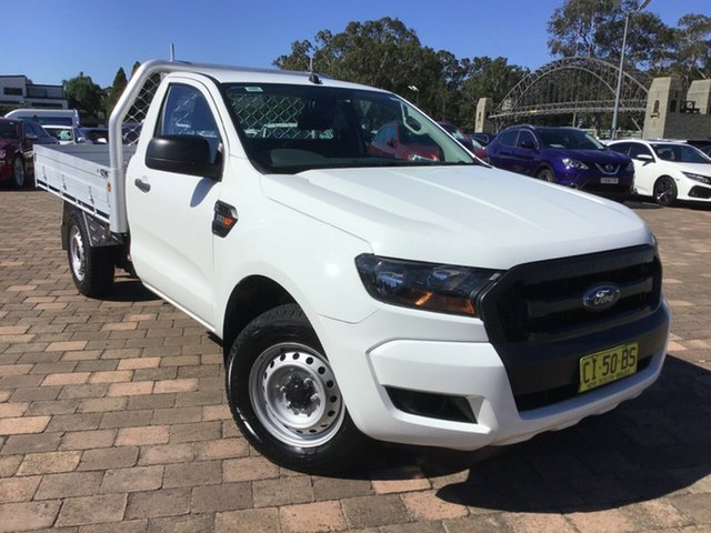 Discounted Used Ford Ranger XL 4x2, Warwick Farm, 2015 Ford Ranger XL 4x2 Cab Chassis