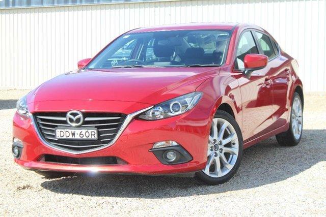 Used Mazda 3 SP25, Bathurst, 2014 Mazda 3 SP25 Sedan