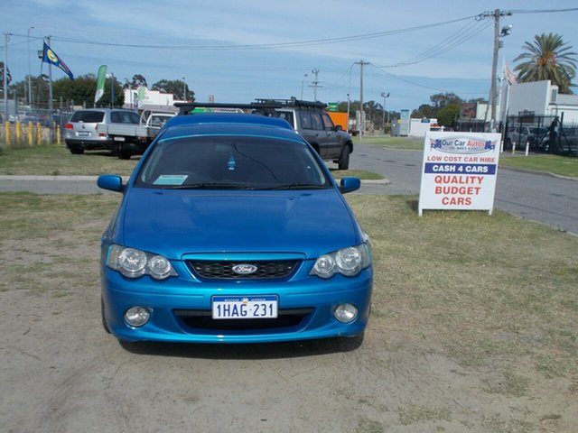 Discounted Used Ford Falcon XR6, Maddington, 2003 Ford Falcon XR6 Utility