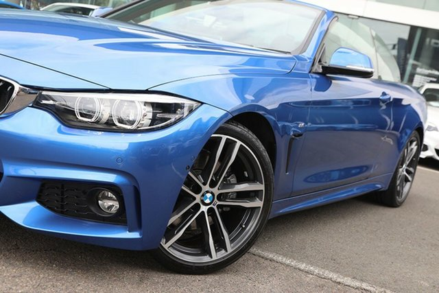 Used BMW 430i M Sport, Brookvale, 2017 BMW 430i M Sport Convertible