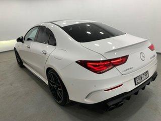 2019 Mercedes-Benz CLA-Class CLA45 AMG SPEEDSHIFT DCT 4MATIC+ S Coupe.