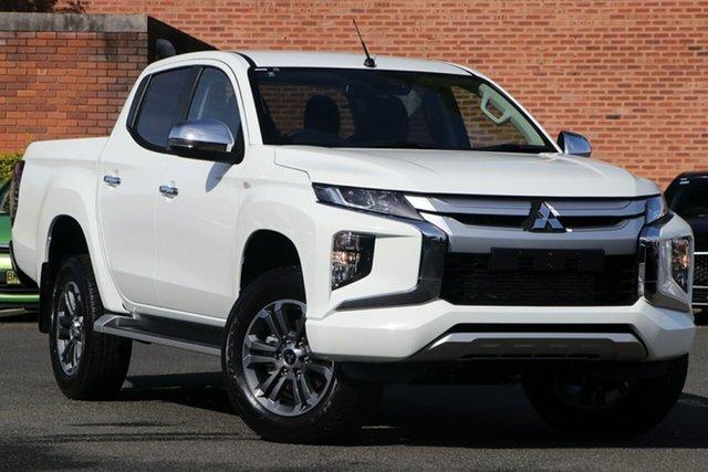 Demonstrator, Demo, Near New Mitsubishi Triton GLX-R Double Cab, Toowong, 2020 Mitsubishi Triton GLX-R Double Cab Utility
