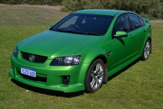 Used Holden Commodore SV6, Rockingham, 2009 Holden Commodore SV6 Sedan