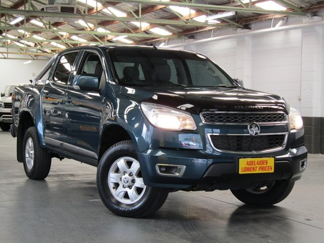 Used Holden Colorado LS-X Crew Cab, Enfield, 2016 Holden Colorado LS-X Crew Cab Utility