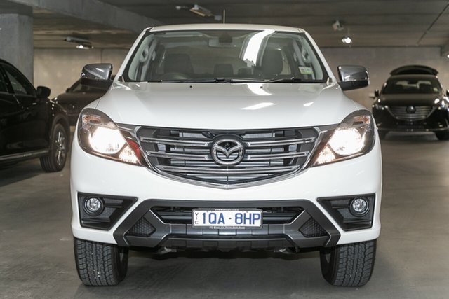 Demonstrator, Demo, Near New Mazda BT-50 XTR (4x4) (5Yr), Mulgrave, 2019 Mazda BT-50 XTR (4x4) (5Yr) MY18 Dual Cab Utility