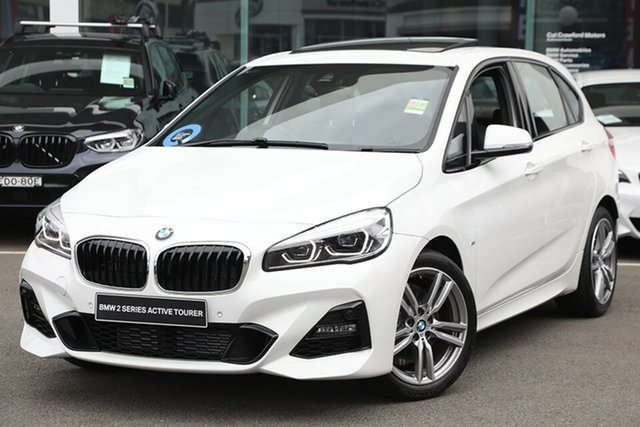 Demonstrator, Demo, Near New BMW 220i Active Tourer M Sport, Brookvale, 2019 BMW 220i Active Tourer M Sport Wagon