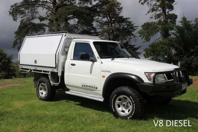 Used Nissan Patrol DX, Officer, 2001 Nissan Patrol DX Cab Chassis