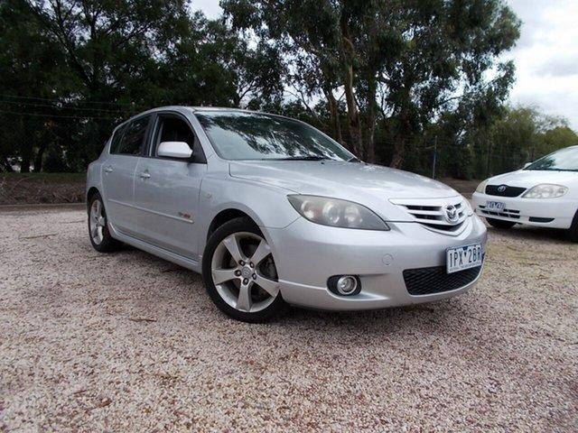Discounted Used Mazda 3 SP23, Bayswater, 2005 Mazda 3 SP23 Hatchback