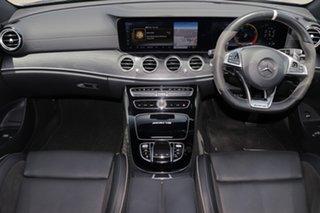 2017 Mercedes-Benz E-Class E63 AMG SPEEDSHIFT MCT 4MATIC+ S Sedan.