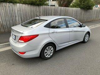 2016 Hyundai Accent Active Sedan.